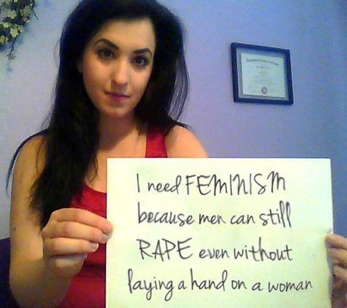 psychic rape
