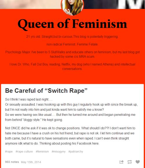 switch rape